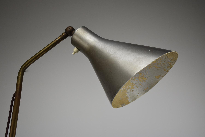 Lampada da terra LT3 Ignazio Gardella per Azucena RE